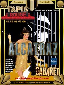 Tapis Rouge Indianapolis SARL - Cabaret - Limoges
