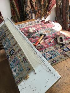 Le Laboratoire Du Tapis - Nettoyage de tapis - Paris