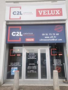 VELUX BY C2L Createur de Lumière - Fenêtres - Clermont-Ferrand