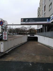 Parking Dijon Malraux - Divia - Parking public - Dijon