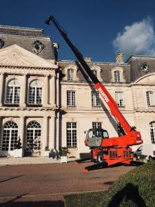 Val De Loire Industrie - Matériel de manutention et levage - Tours