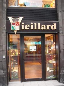 Vieillard - Fabrication de chocolats et confiseries - Clermont-Ferrand