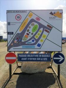 Mgm Sablières Réunies - Exploitation de carrières - Montauban