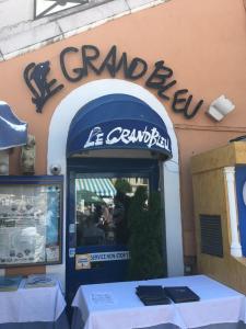 Le Grand Bleu - Restaurant - Nice