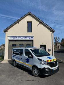 Centre Ambulancier Lozerien - Taxi - Mende