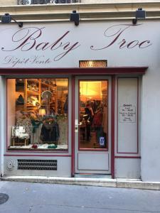 Baby Troc - Vêtements femme - Paris