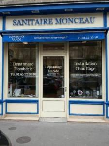 Sanitaire Monceau - Plombier - Paris