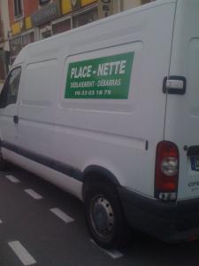 Place-Nette - Déblaiement et débarras - Pau