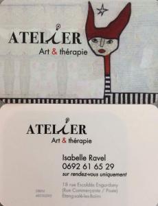Atelier Ravel d'art-thérapie - Psychothérapie - pratiques hors du cadre réglementé - L'Etang-Salé