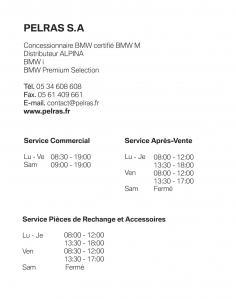 Bmw Mini Pelras Concessionnaire - Dépannage, remorquage d'automobiles - Toulouse