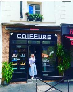 Helena Pinet Coiffure Paris - Coiffeur - Paris