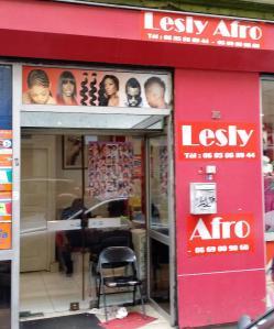 Lesly Afro - Coiffeur - Paris