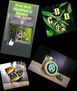 Cbd Shop France Beziers - Alimentation générale - Béziers