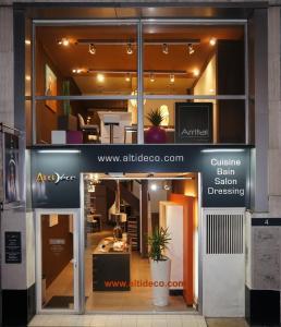 Altideco - Vente et installation de cuisines - Bordeaux