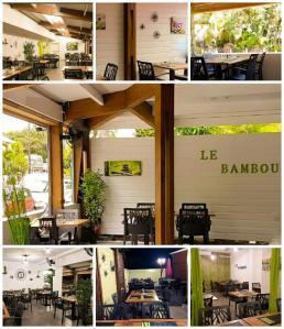 Le Bambou - Restaurant - L'Etang-Salé