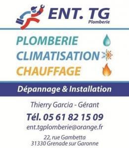 TG Plomberie Entrep - Plombier - Grenade
