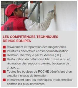 Roche Et Cie - Ravalement de façades - Vénissieux