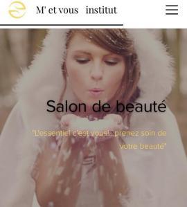 M'Et Vous Institut - Institut de beauté - Arras