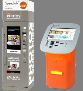 Borne d'Impression Photo - Photocopie, reprographie et impression numérique - Rennes