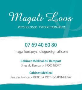 Magali Loos - Psychologue - Niort