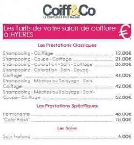 Coiff&Co - Coiffeur - Hyères