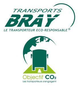 Transports Bray SAS - Parking public - Méricourt