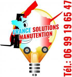 France Solutions Manutention - Location de matériel pour entrepreneurs - Alençon