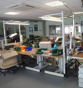 Esat - Fabrication de matériel électrique et électronique - Annecy