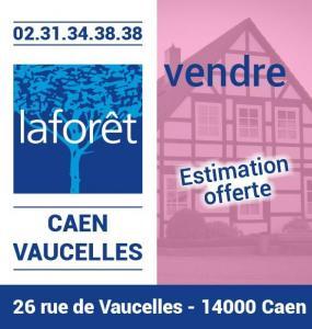 Laforêt Caen Vaucelles & Beaulieu - Agence immobilière - Caen