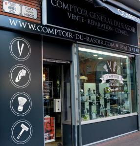 Comptoir Général Du Rasoir - Magasin de cosmétiques - Toulouse