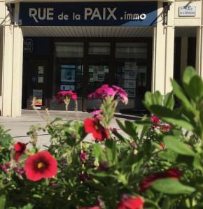 Rue De La Paix.Immo - Agence immobilière - Angers
