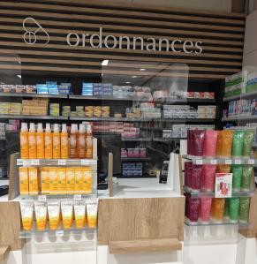 Pharmacie Saint-Roman - Menton - Pharmacie - Menton