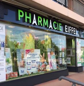 Pharmacie Eiffel - Pharmacie - Dijon