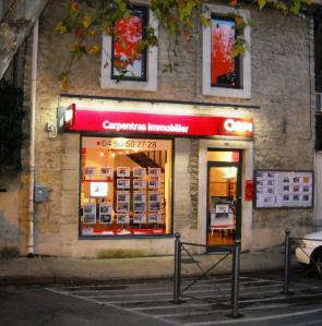 Orpi Immobilier - Agence immobilière - Carpentras
