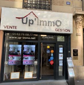 Up'ImmO - Agence immobilière - Paris
