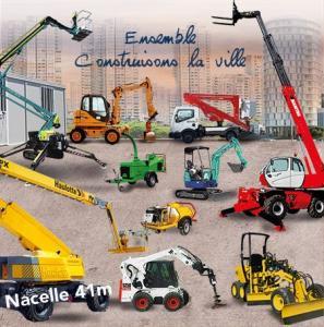 Maigret Location - Matériel de manutention et levage - Tours
