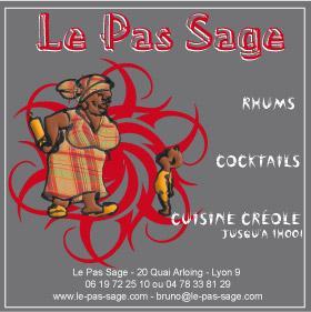 L'antillais Le Pas Sage - Restaurant - Lyon