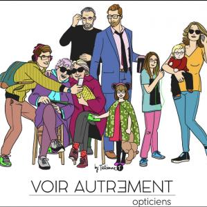 Voir Autrement - Opticien - Sceaux