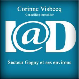 Corinne Visbecq BSK immobilier - Mandataire immobilier - Gagny
