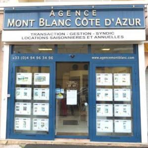 Agence Mont-Blanc - Agence immobilière - Sainte-Maxime