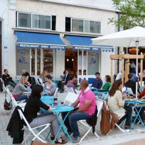 Dionysos - Restaurant - Lyon
