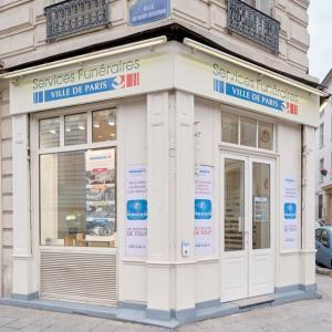 Pompes Funèbres - Ville de Paris - Pompes funèbres - Paris