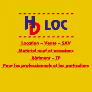 HD Loc - Matériel pour le BTP - Aurillac