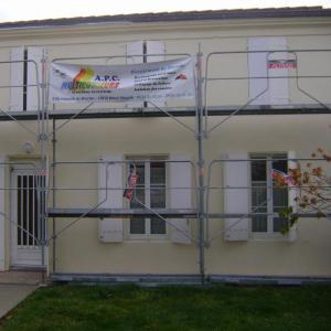 A . P . C Multicouleurs - Entreprise de terrassement - Breuil-Magné