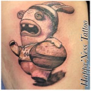 Happy'Ness Tattoo - Tatouages - Thonon-les-Bains