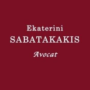 SABATAKAKIS Ekaterini - Avocat - Strasbourg