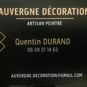 Auvergne Décoration SARL - Entreprise de peinture - Clermont-Ferrand