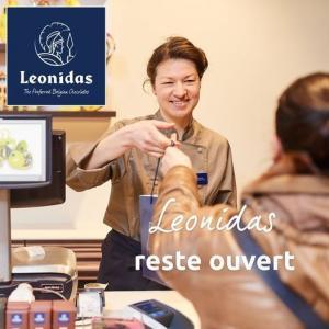 Leonidas - Chocolatier confiseur - Arles
