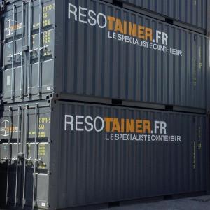 Resotainer Nîmes - Rayonnages et mobilier métalliques - Nîmes