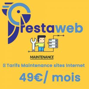 Prestaweb - Création de sites internet et hébergement - Montpellier